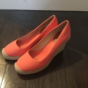 Jcrew wedges